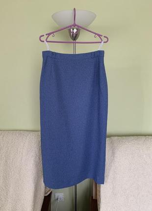 Элегантная классическая юбка