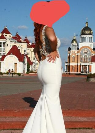 Шикарное свадебное платье crystal design. 8000 грн.