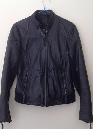 Gipsy немецкая кожаная куртка
