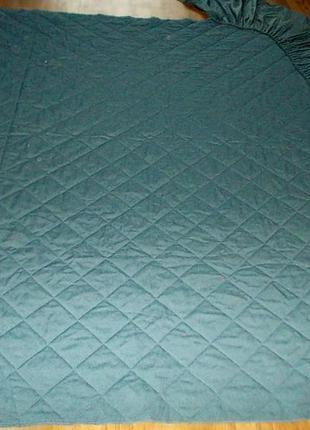 Покрывало стеганое на кровать 145 (+33см) х 220 см