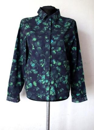 Рубашка тонкий пиджак cos