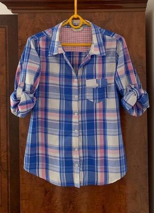 Брендовая рубашка сорочка
