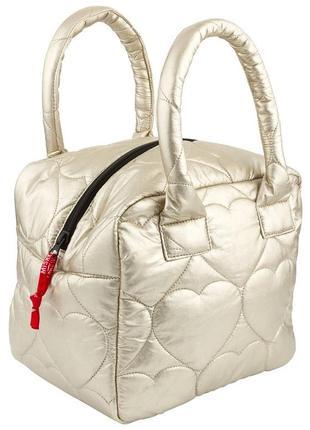 Эксклюзивная золотая сумочка от дизайнера. такой больше ни у кого!