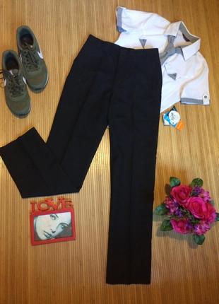 Школьные брюки, 152 см-158 см. на 12-13 лет5 фото
