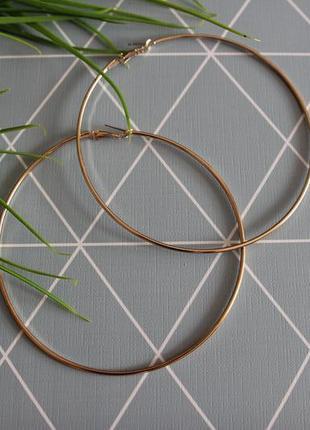 Сережки кільця, серьги-кольца от liars &lovers с сайта asos