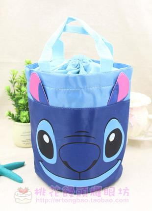 Детская сумка для ланча стич