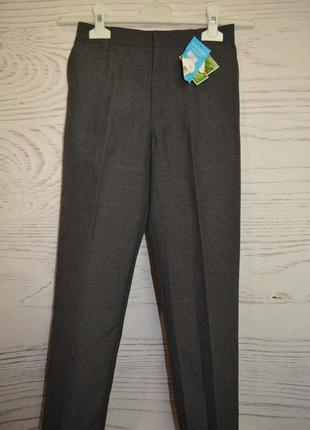 Школьные брюки для мальчика george англия размеры 8-10 лет