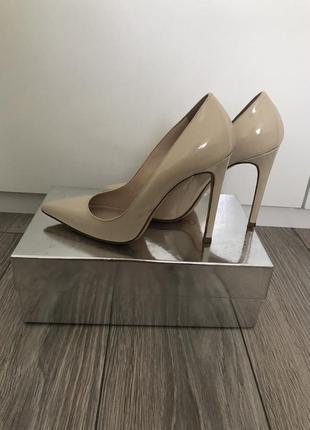 Шикарные итальянские туфли-лодочки gianmarco lorenzo