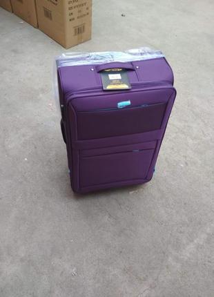 Чемодан дорожный сумка премиум качества для авиа
