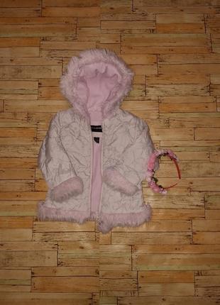 Стильная, фирменная курточка на девочку paramount
