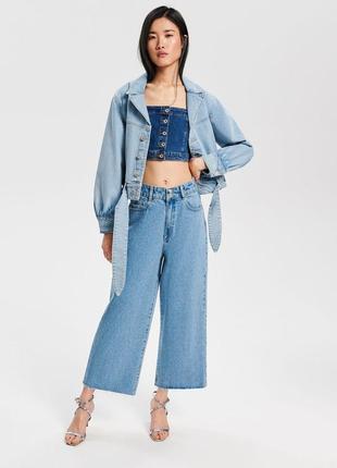 Clockhouse джинсы с высокой посадкой