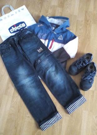 Chicco джинсы р122/128