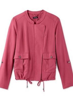 Женская лёгкая куртка блузон р. евро 42 xl германия tcm tchibo2 фото
