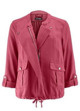 Женская лёгкая куртка блузон р. евро 42 xl германия tcm tchibo4 фото