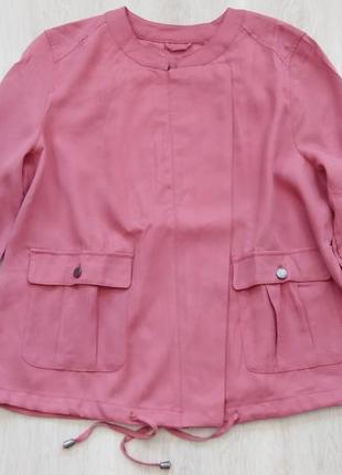 Женская лёгкая куртка блузон р. евро 42 xl германия tcm tchibo6 фото