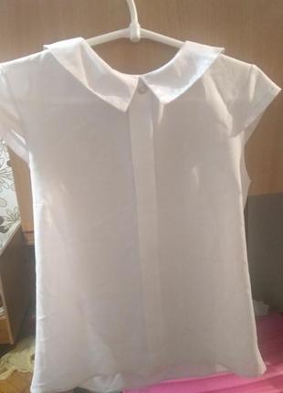 Блузка к школе
