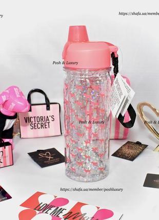 Victoria's secret. бутылка спортивная для воды викториас сикрет, виктория сикрет. pink