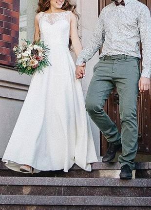 Свадебное платье unona (юнона) весільна сукня