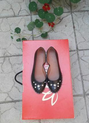 Скидка!!! кожаные туфли