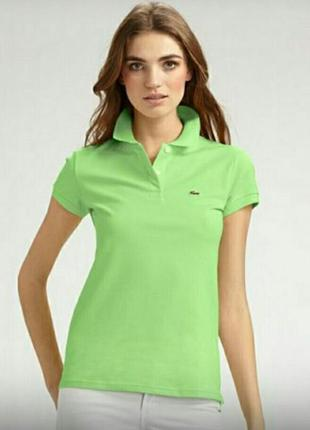 Lacoste футболка - поло1 фото