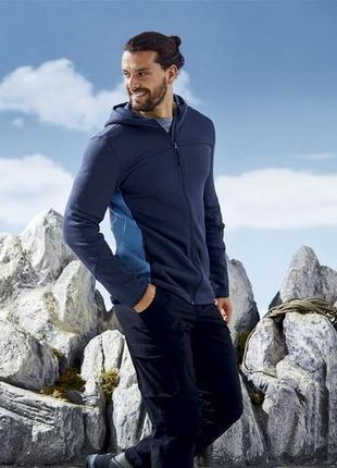 Crivit® мужская куртка, кофта xl 56-58, на флисе, германия