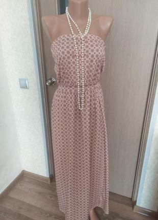 Літнє відкрите плаття