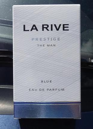 Туалетная вода la rive prestige the man blue 75 ml  #розвантажуюсь3 фото