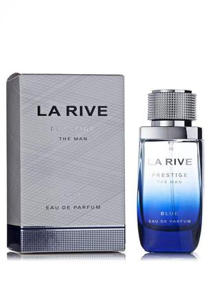 Туалетная вода la rive prestige the man blue 75 ml  #розвантажуюсь