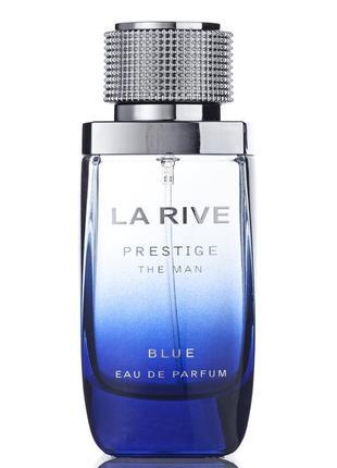 Туалетная вода la rive prestige the man blue 75 ml  #розвантажуюсь2 фото