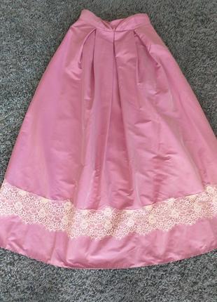 Длинная юбка andre tan