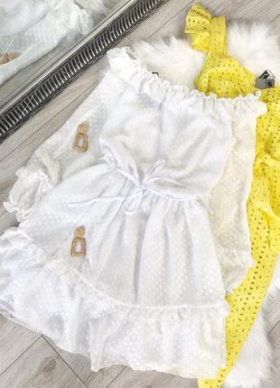 Нереально воздушное платье из шифона❤️