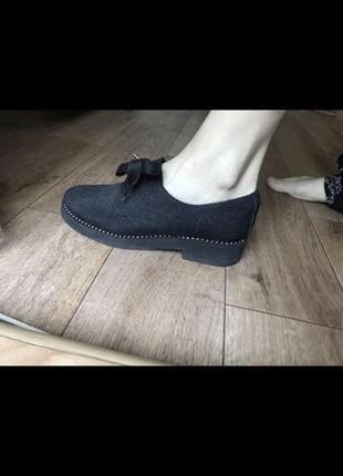 Туфли с камнями3 фото