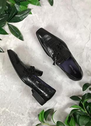 Мужские туфли из натуральной кожи  sh1932098 gucinari