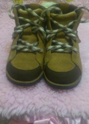 Фирменные ботинки ugg оригинал, демисезонные, осень, весна.