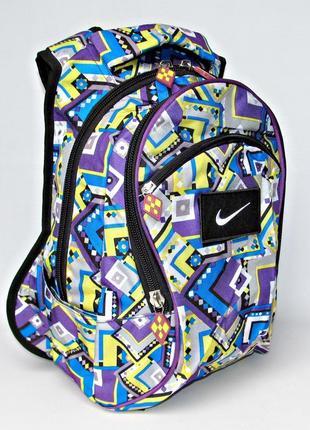 Стильный спортивный рюкзак nk