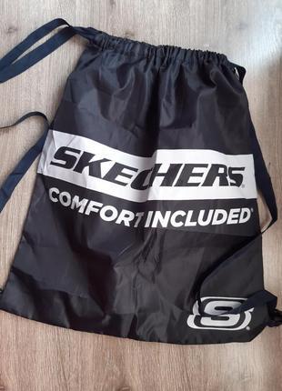 Спортивная сумка skechers
