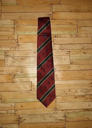 Оригинальный, стильный, мужской галстук от levini polo club