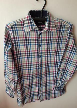 Стильная мужская рубашка walbusch
