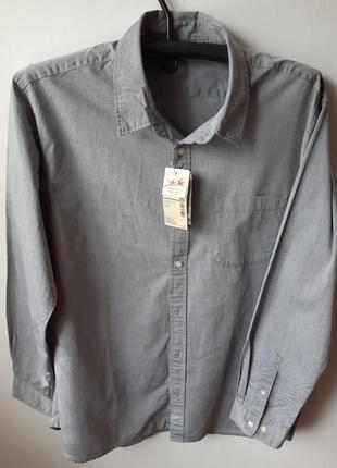 Стильная рубашка muji