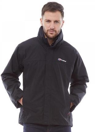 Мужская куртка ветровка дождевик куртка berghaus aquafoil
