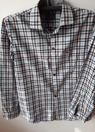 Стильная мужская рубашка paul kehl