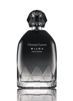 Раритет. парфюм. вода мужская christian lacroix bijou avon аромат кристиан лакруа эйвон