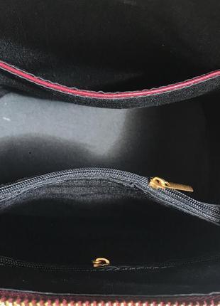 Кожаная сумка/рюкзак8 фото