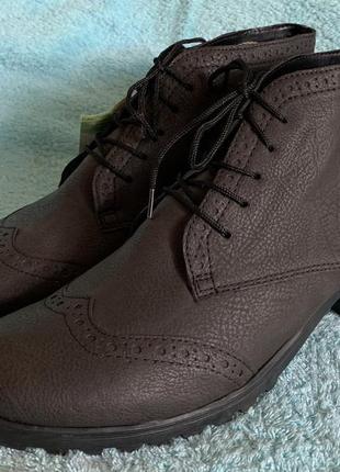 Ботиночки rieker, р 39