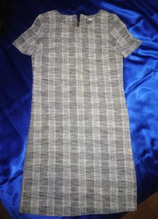 Строгое платье для офиса  next  р.34