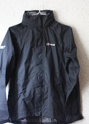 Куртка ветровка berghaus gore tex jacket оригинал