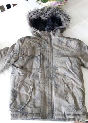 Куртка для хлопчика 128р.
