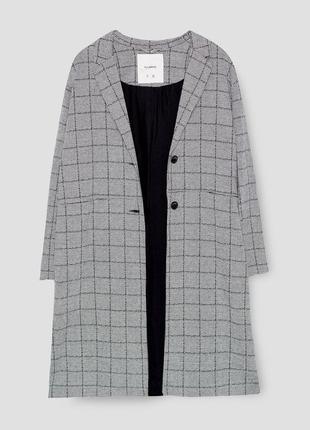 Новое стильное пальто из pull&bear