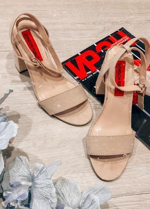 Базовые сандали, босоножки