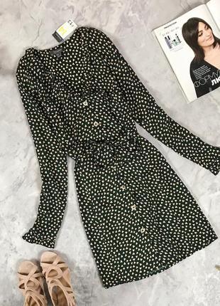 Модное платье из вискозной ткани  dr1932127 primark